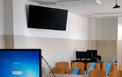 Incorporation of videoconferencing systems in Galician courtrooms